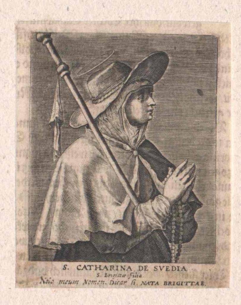 Katharina von Schweden, Heilige