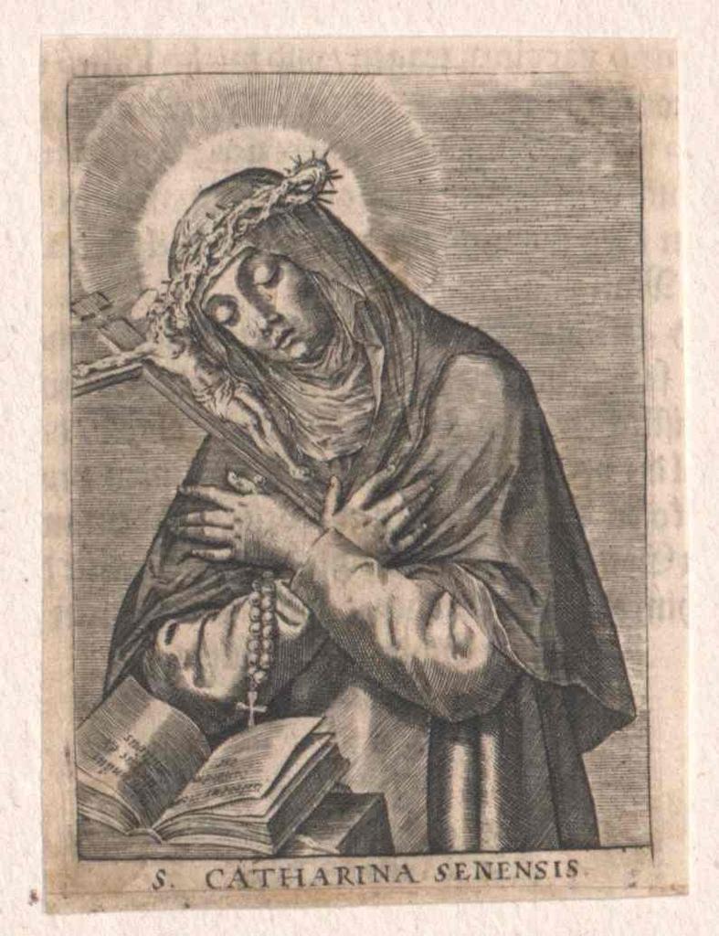 Katharina von Siena, Heilige