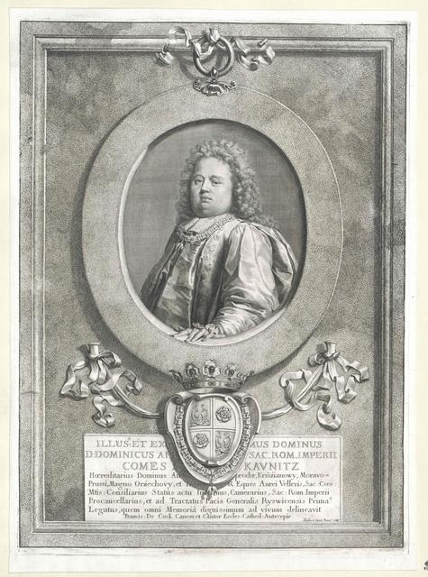 Kaunitz, Dominik Andreas Graf von