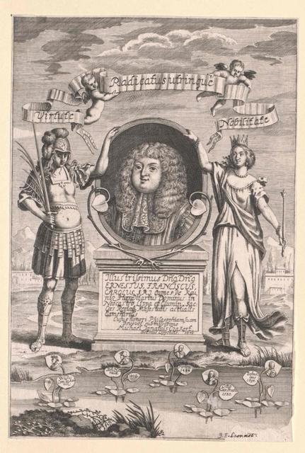 Kaunitz, Ernst Franz Karl Graf von