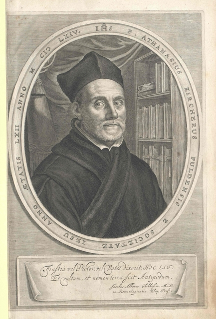 Kircher, Athanasius