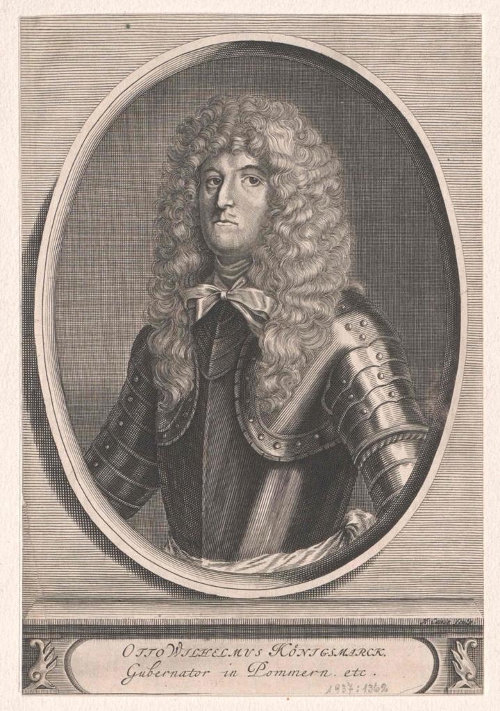 Königsmarck, Otto Wilhelm Graf