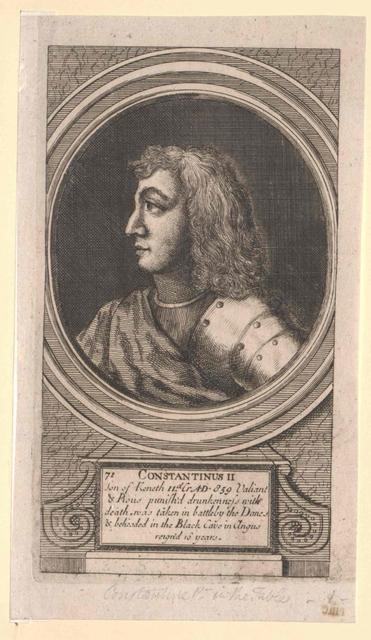 Konstantin II., König von Schottland