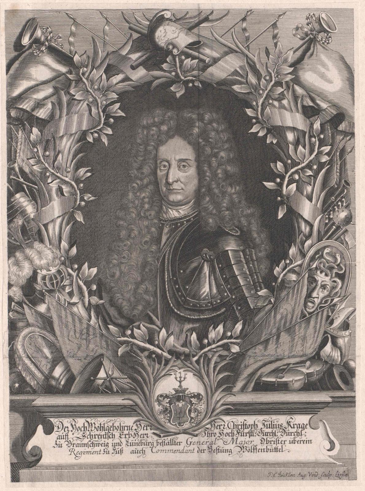 Krage, Christoph Julius