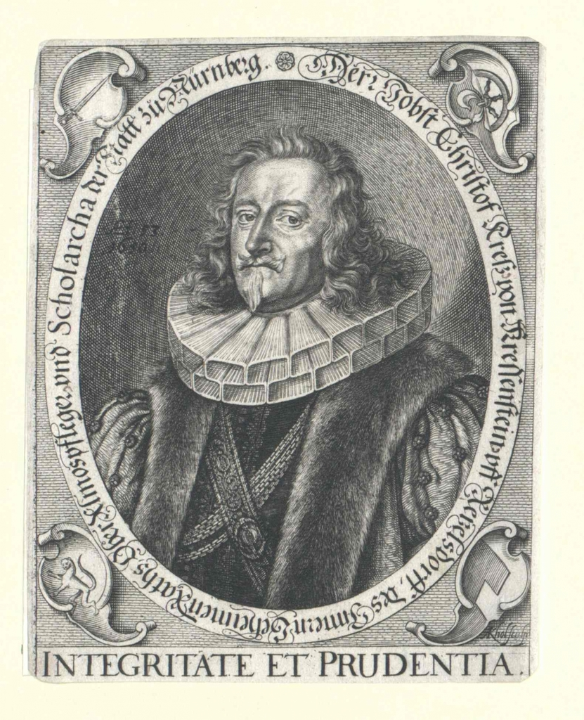 Kress-Kressenstein, Jodok Christoph von