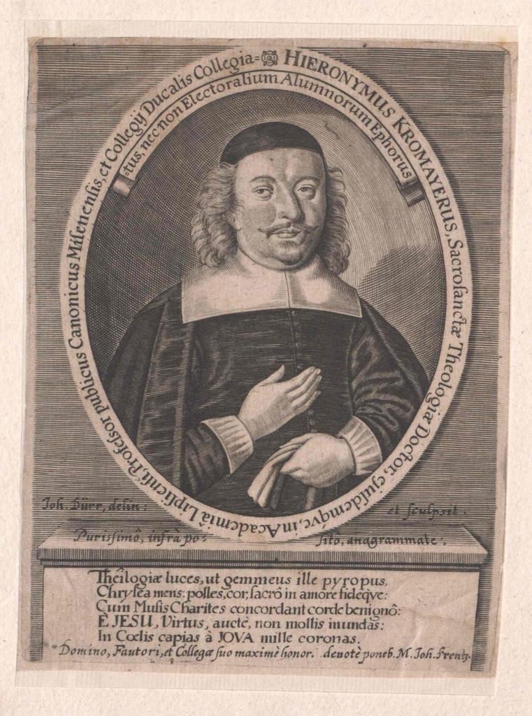 Kromayer, Hieronymus