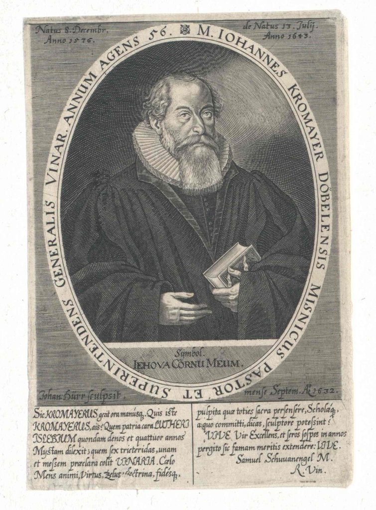 Kromayer, Johann