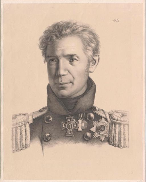 Krusenstern, Adam Johann (Iwan Fjodorowitsch), von
