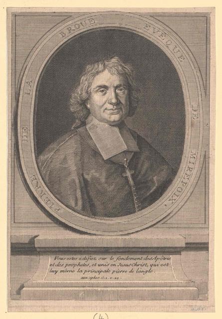 La Broue, Pierre de Bischof von Mirepoix
