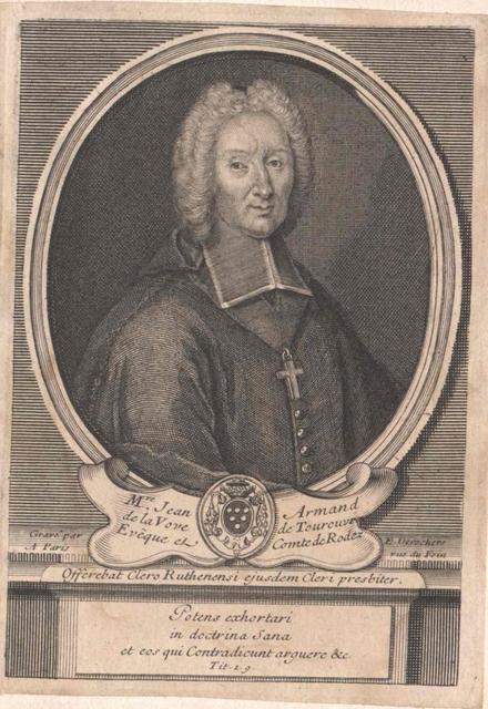 La Voye de Tourouvre, Jean Armand de