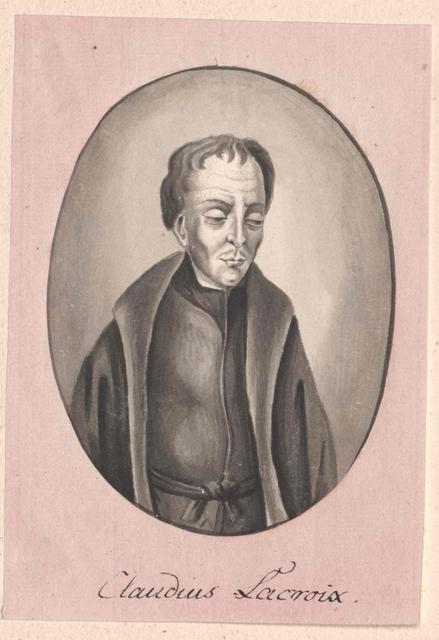 Lacroix, Claudius