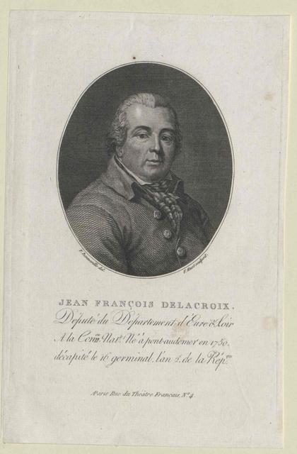 Lacroix, Jean Francois de