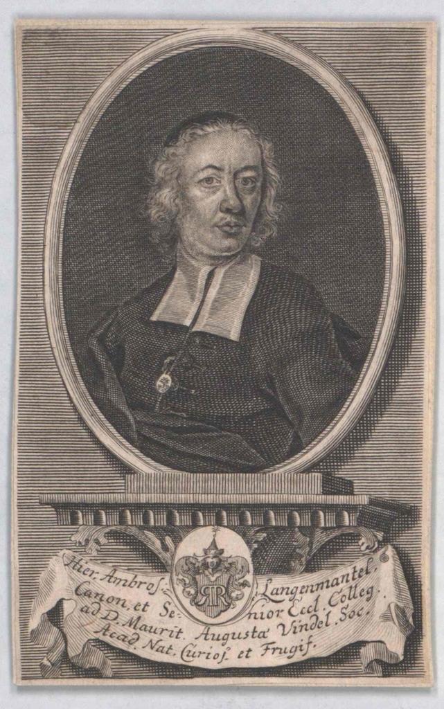 Langenmantel, Hieronymus Ambrosius