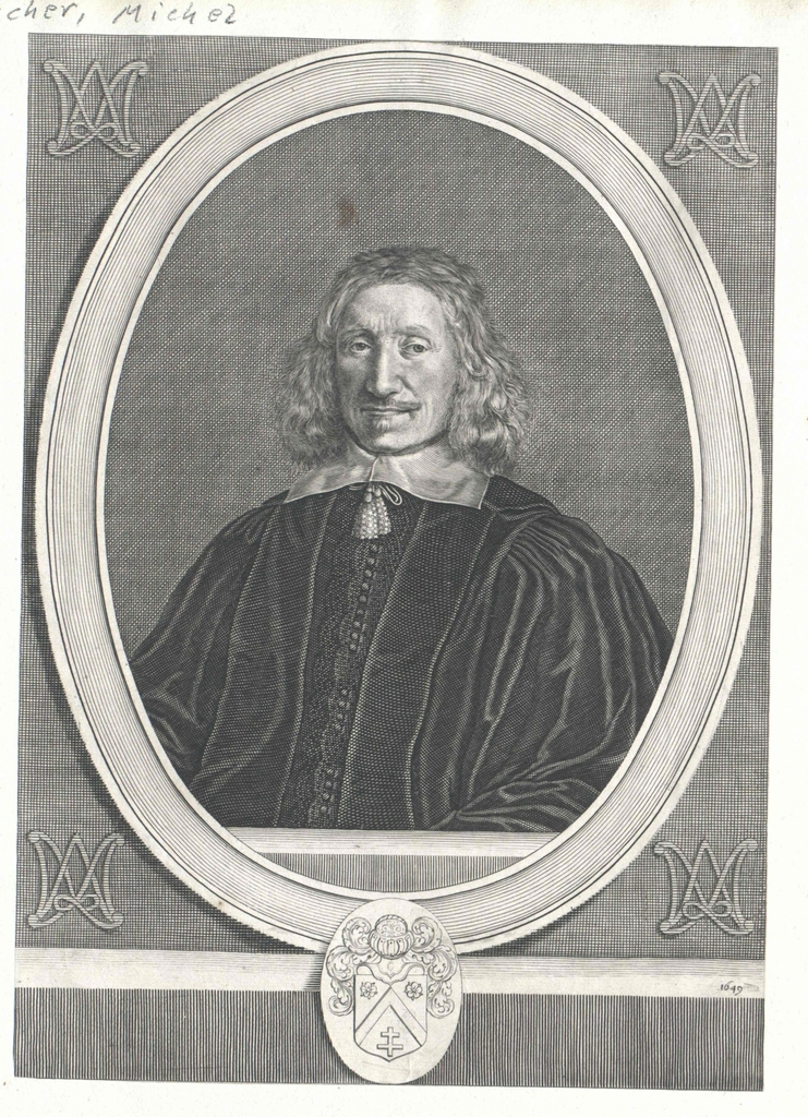 Larcher, Marquis d'Esternay, Michel II.