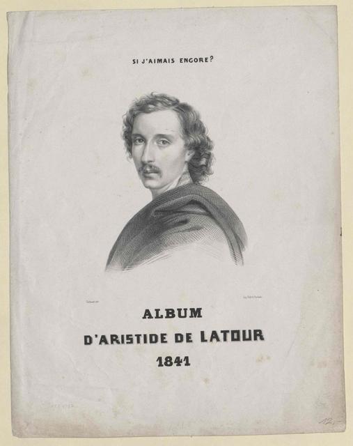 Latour, Aristide de