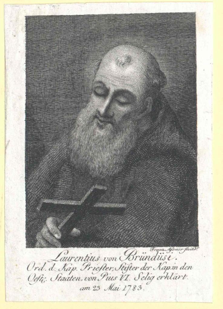 Laurentius von Brindisi, Heiliger