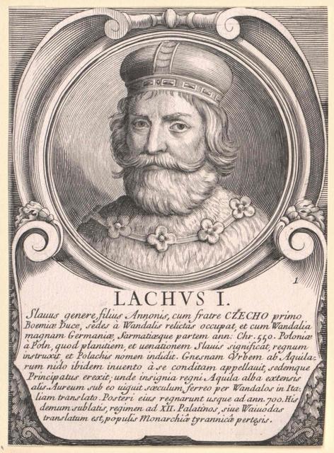 Lech I., Herzog von Polen