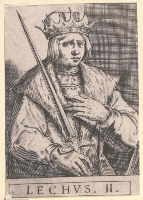 Lech II., Herzog von Polen