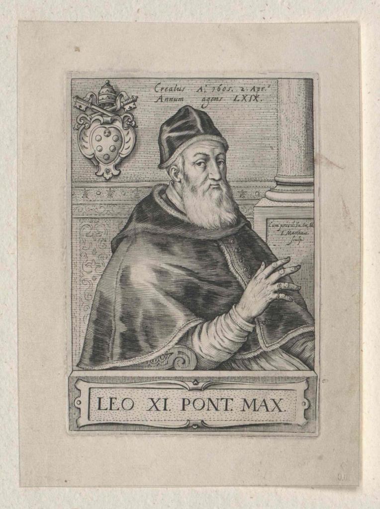 Leo XI., papa