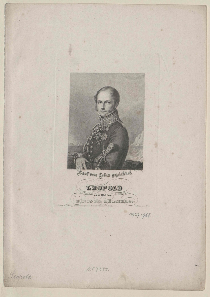 Leopold I., König der Belgier