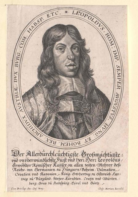 Leopold I., römisch-deutscher Kaiser