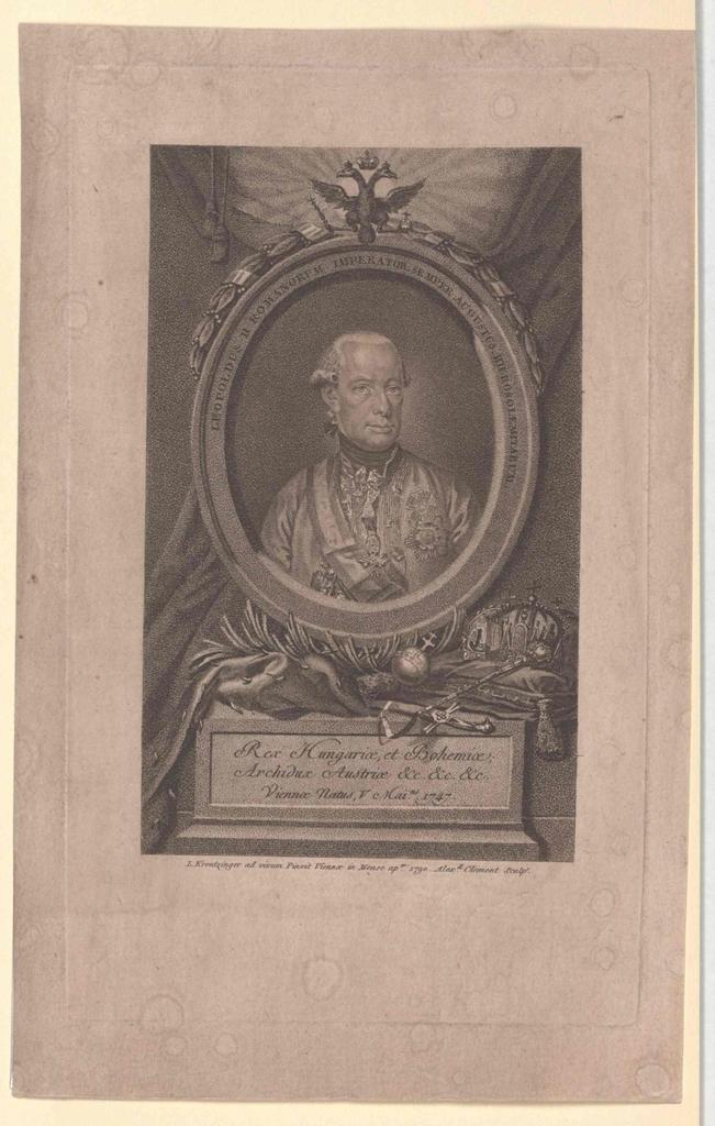 Leopold II., römisch-deutscher Kaiser