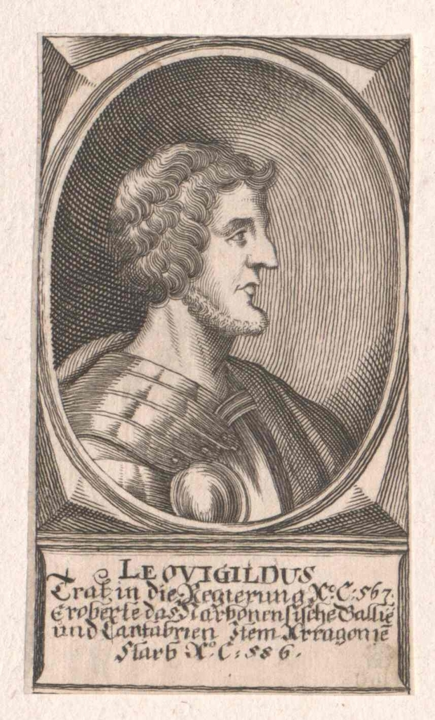 Leovigild, König der Westgoten