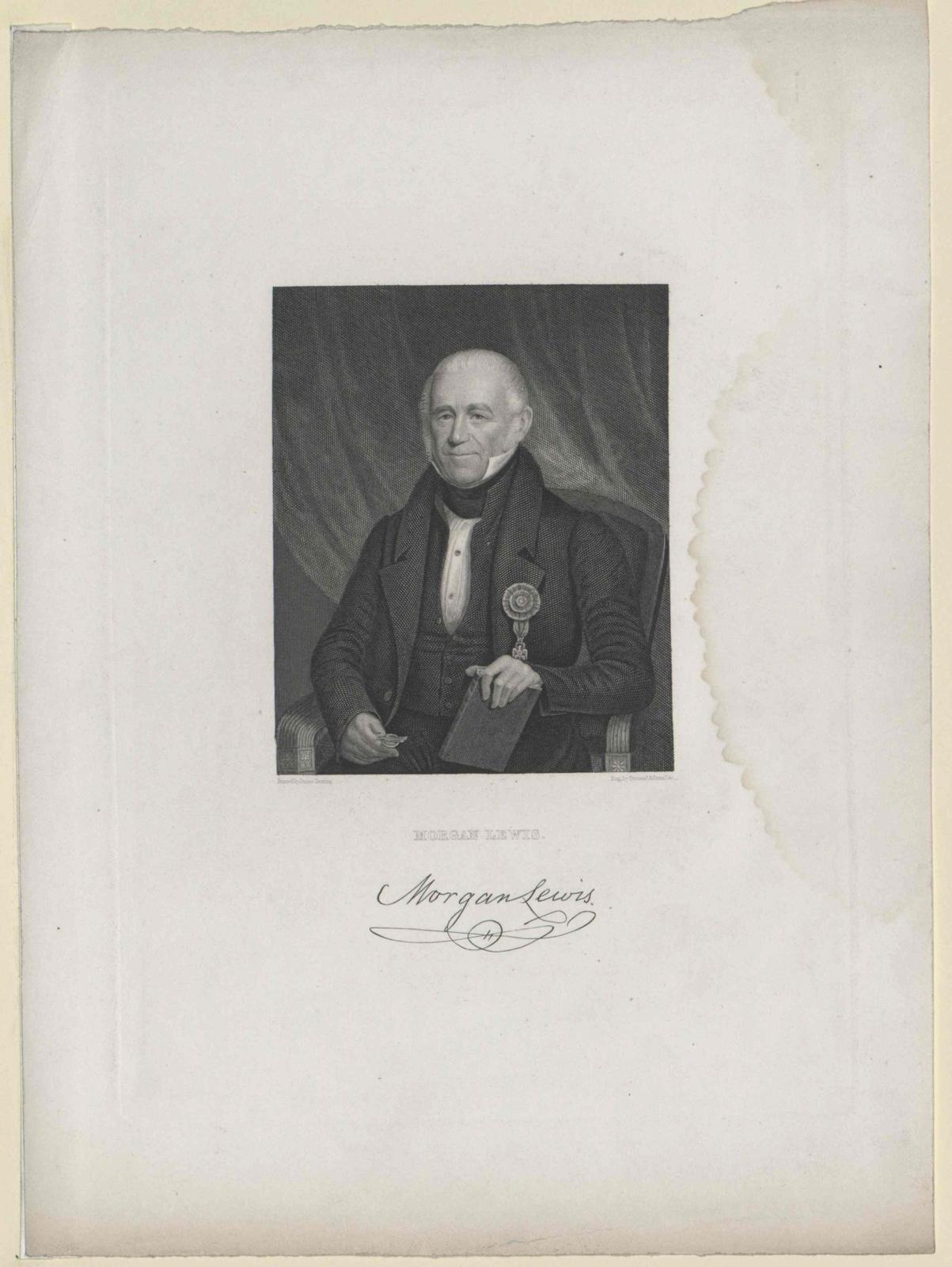 Lewis, Morgan
