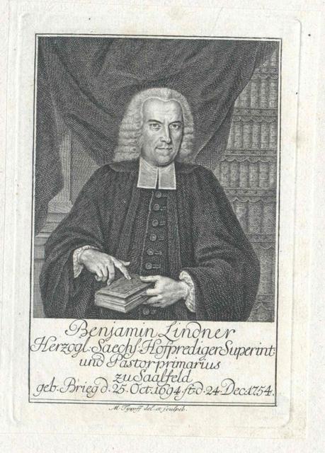 Lindner, Benjamin