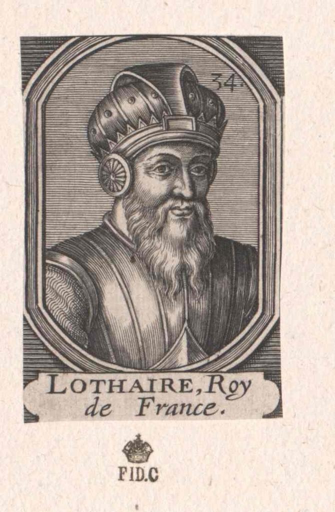 Lothar, König der Westfranken