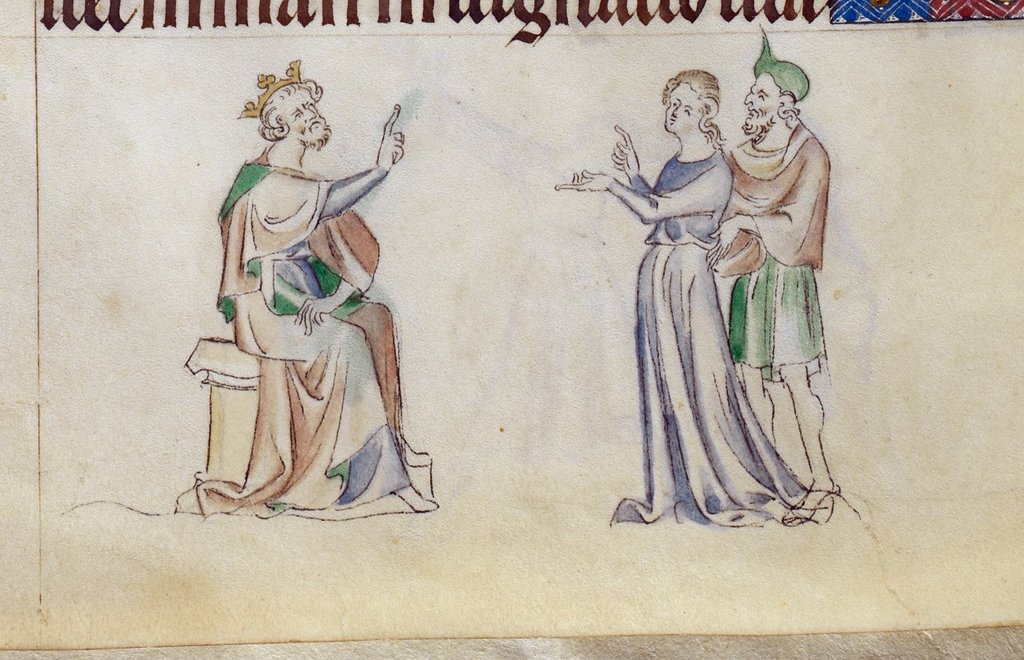 Lucy from BL Royal 2 B VII, f. 286v
