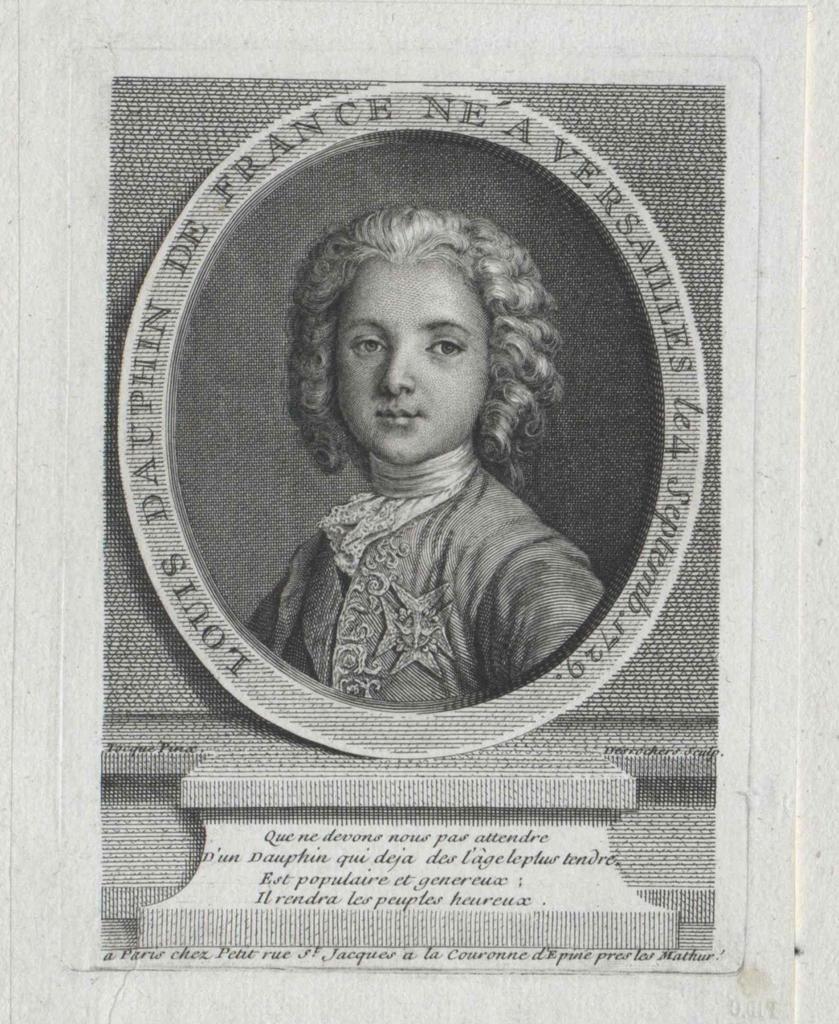 Ludwig, Dauphin von Frankreich