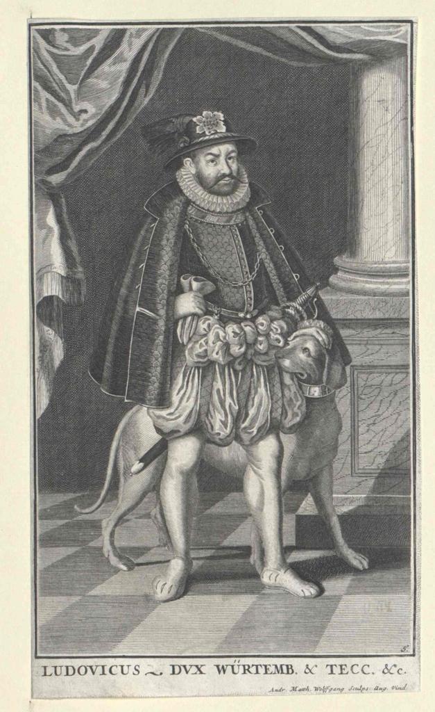 Ludwig III., Herzog von Württemberg