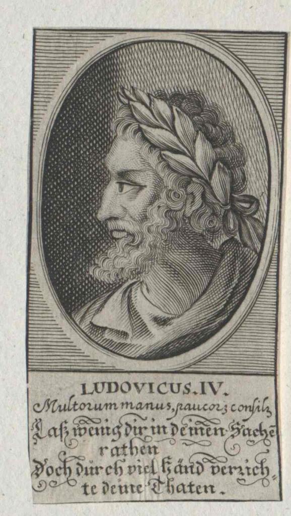 Ludwig IV., der Überseeische König von Frankreich