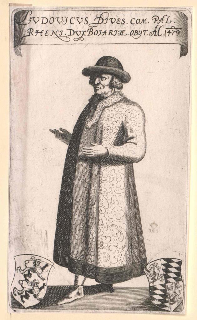 Ludwig IX., Herzog von Bayern