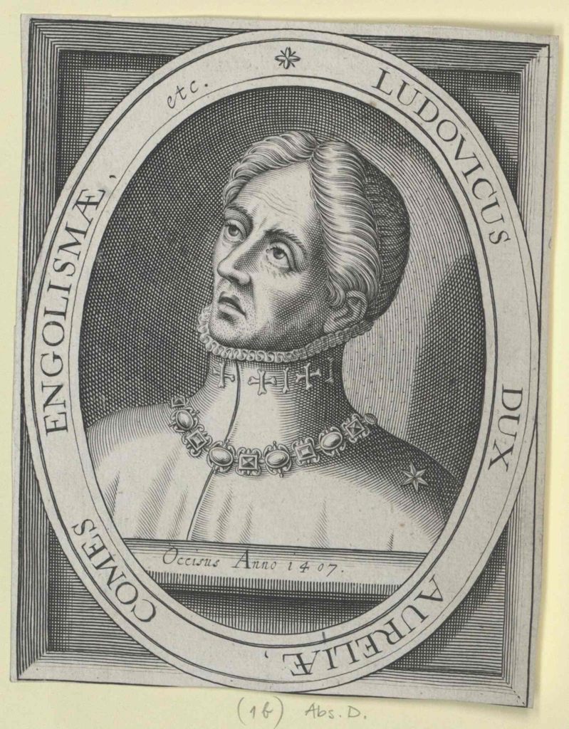 Ludwig, Prinz von Frankreich Herzog von Orléans
