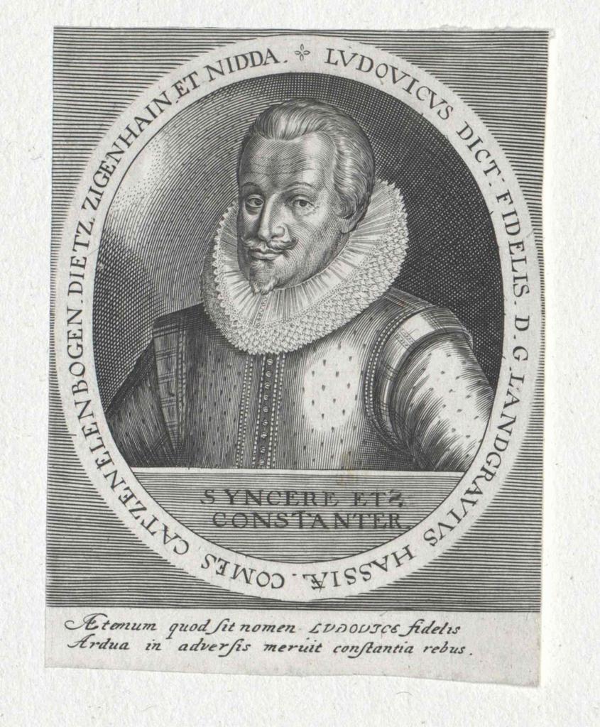 Ludwig V., Landgraf von Hessen-Darmstadt