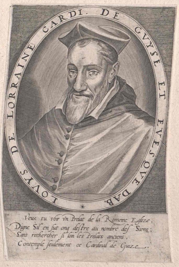 Ludwig von Lothringen, Kardinal von Guise