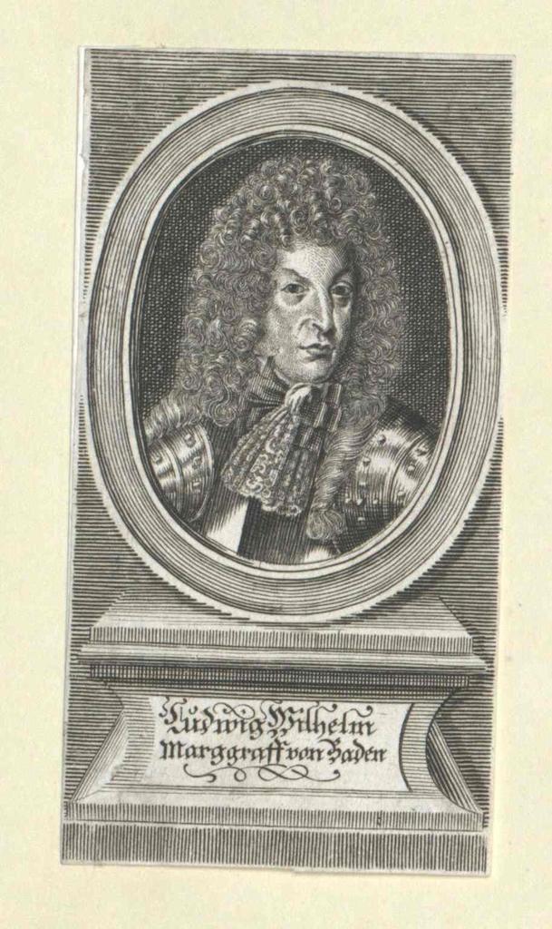 Ludwig Wilhelm, Markgraf von Baden-Baden
