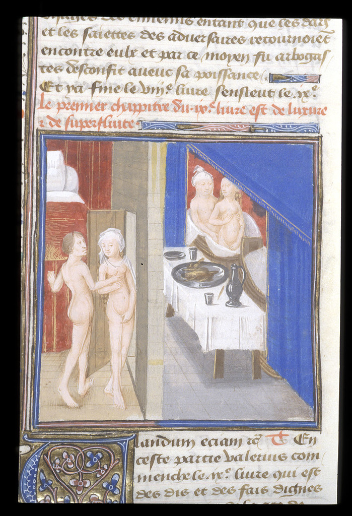 Luxury from BL Royal 17 F IV, f. 297