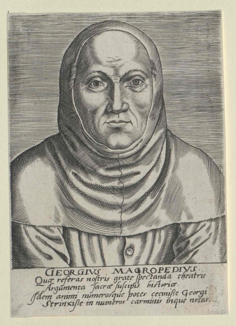 Macropedius, Georgius