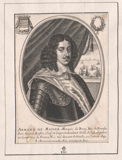Maille, Duc de Fronsac-Breze, Jean Armand de