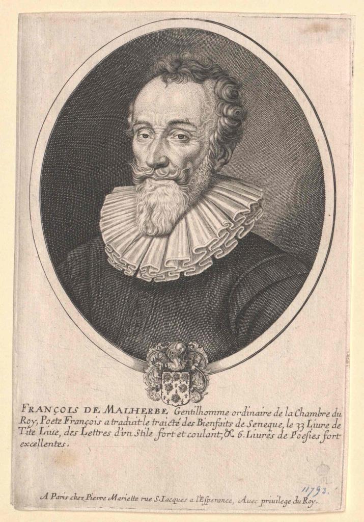 Malherbe, François de