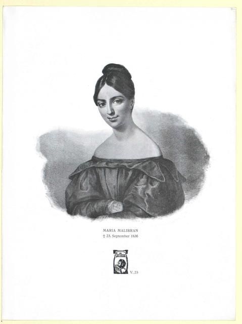 Malibran, Maria Felicità