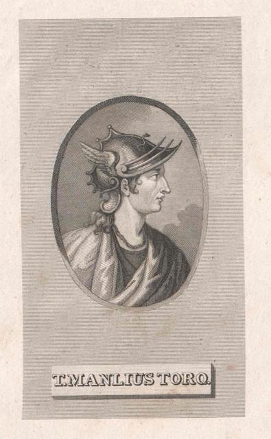 Manlius Torquatus, Titus