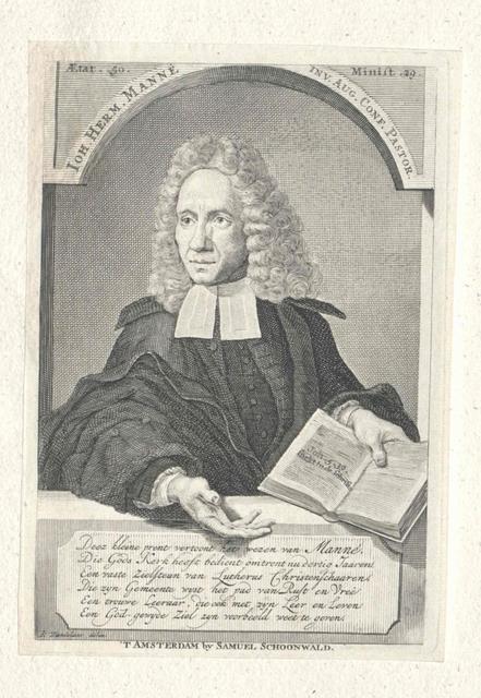 Manné, Johannes Hermanus