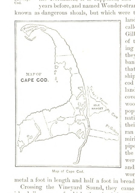 """map from """"A Popular History of the United States from the first discovery of the western hemisphere ... to the end of the first century of the union of the States. Preceded by a sketch of the pre-historic period and the age of the mound builders. By W. C. Bryant and Sydney Howard Gay. Fully illustrated. [With a portrait.]"""""""
