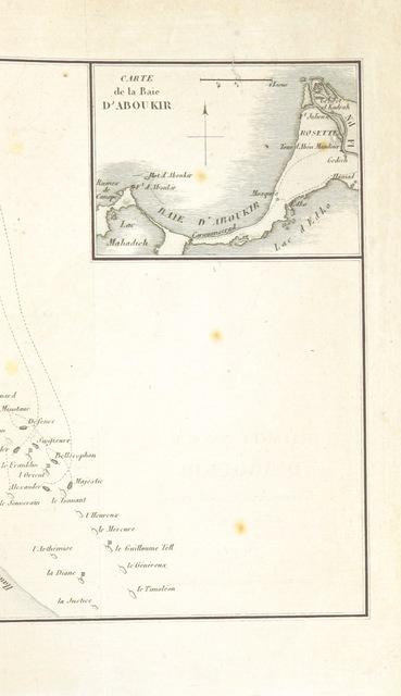 """map from """"Mémoires pour servir à l'histoire de France sous Napoléon, écrits à Sainte Hélène, par les généraux qui ont partagé sa captivité [i.e. G. Gourgaud and C. J. F. T. de Montholon], et publiés sur les manuscrits entièrement corrigés de la main de Napoléon"""""""