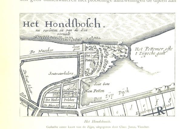 """map from """"Onze Gouden Eeuw. De Republiek der Vereenigde Nederlanden in haar bloeitijd ... Geïllustreerd onder toezicht van J. H. W. Unger"""""""