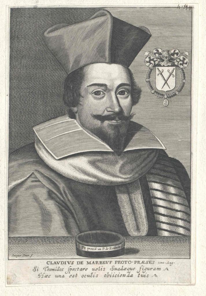 Marbeuf, Claude